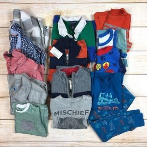 Boys 3T bundle of tops/shirts - mixed brands